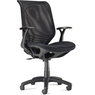 Integrity Seating Ergonomic Black Mesh Office Chair Was $188.99 Today