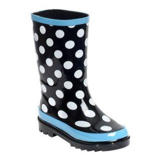 Girls RainBOPS Classic Style Rain Boot Hokey Pokey