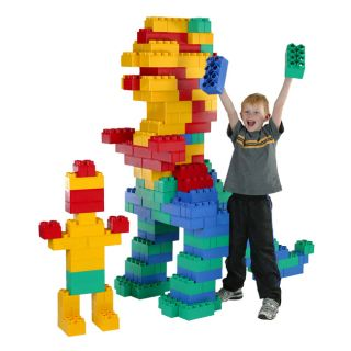 Jumbo Blocks Construction Standard Set