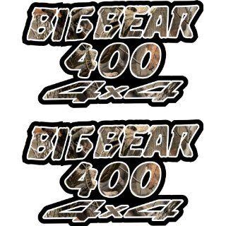 Big Bear Graphics 4x4 Yamaha 400 Camoflauge Camo