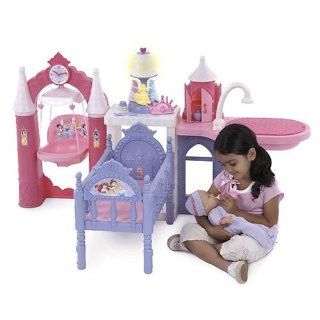 Disney Princess Magic Talking Nursery Toys & Games