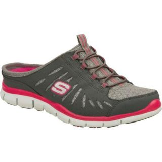 Womens Skechers Gratis Rejuvenate Gray/Pink