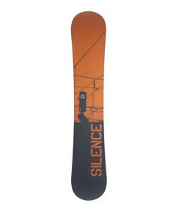 Silence 159 cm Mens City Snowboard