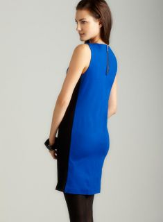 Taylor Sleeveless Colorblocked Dress