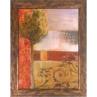 Leslie Bernsen Beyond the Gate Framed Wall Art