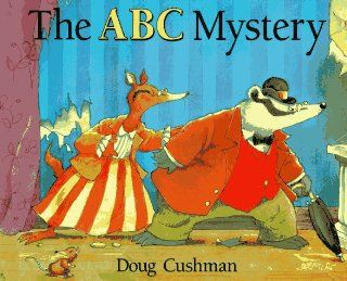 The ABC Mystery (Trophy Picture Books): Doug Cushman: 9780064434591