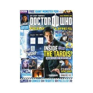 Doctor Who Adventures Magazine #247   Plus FREE Giant