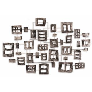 Iron Werks Noir Wall Sculpture Today $245.99 Sale $221.39 Save 10%