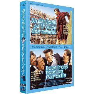 Coffret Yves Robert en DVD FILM pas cher