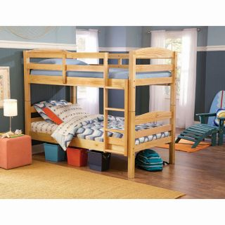 Pine Twin size Bunk Bed