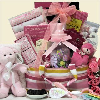 Great Arrivals Little Princess Baby Girl Gift Basket Today: $184.99