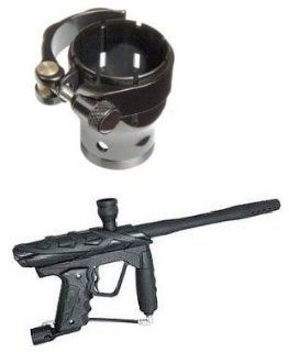 Smart Parts Ion Paintball Gun + Clamping Feedneck: Sports