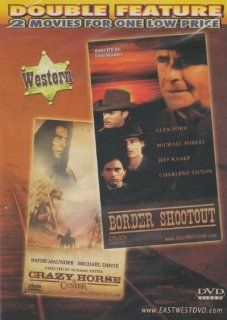 Border Shootout / Crazy Horse & Custer [Slim Case]: Glen