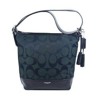 Leather Colorblock Duffle Hobo Handbag 19995 Navy Blue Multi Shoes