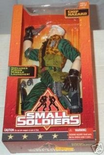 Small Soldiers 12 Chip Hazard Figure: Toys & Games