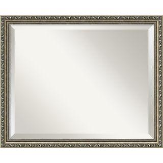 Silver Parisian Medium Wall Mirror