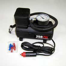 250 PSI 12 volt Air Compressor