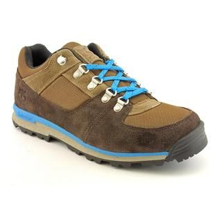 Timberland Mens GT Scramble Low Fabric and Leather DWR Regular