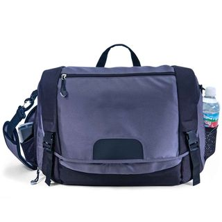 Pacific Messenger Bag with Memory Foam Laptop Compartment