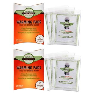 WarmZe On the Fly Portable Bottle Warmer Wrap Refill Kit