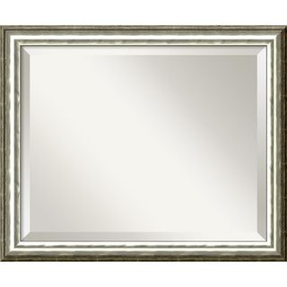 SoHo Silver Medium Wall Mirror
