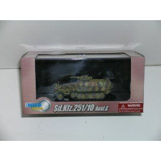 Dragon Armor German WW II Sd.Kfz.251/10 Ausf. C PreBuilt