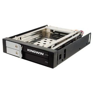 SATA Tray Less Hot Swap Rack with Key Lock KF 251 BK: Electronics