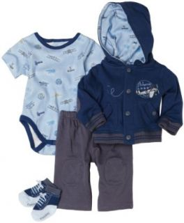 Vitamins Playwear Baby boys Newborn Airborne 3 piece