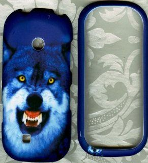 Blue Wolf LG Cosmos2 Cosmos 2 VN251 VERIZON PHONE HARD