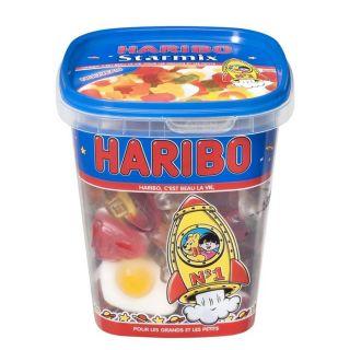 HARIBO   Carbox Star Mix   Boite de 220 grammes