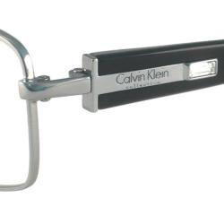 Calvin Klein Readers Womens CK7204 Gunmetal Rectangular Reading