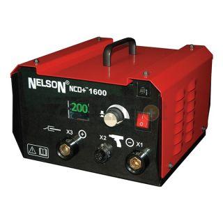 Nelson Stud Welding Inc. NCD 1600+ Capacitor Discharge Stud Welder, 115V