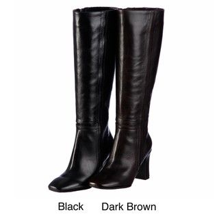 Rockport Womens Helena Leather Knee high Boots FINAL SALE