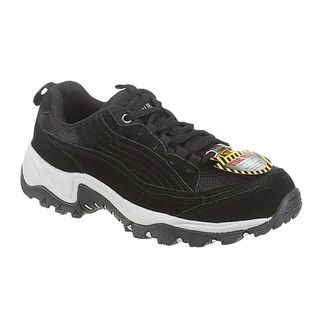 AdTec Womens Black Steel toed Work/ Hiker Boots