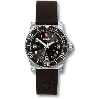 Swiss Army Womens Maverick II Stainless Steel Watch