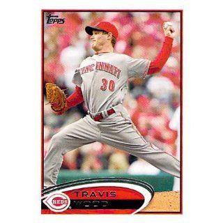 Travis Wood Cincinnati Reds 2012 Topps Mini #142 Collectibles