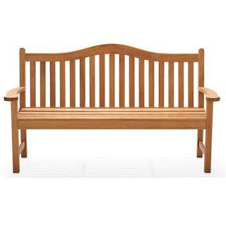 Terra 5 foot Teak Bench