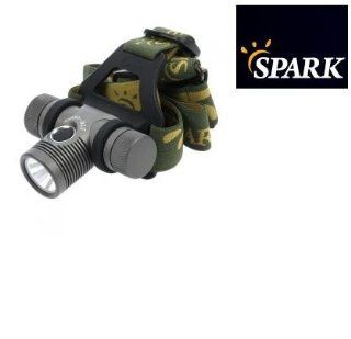 Spark ST6 500CW Stirnlampe, Kopflampe   Cree XM L T5 Clear White   500