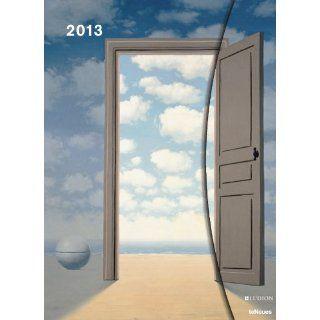 Magneto Diary groß René Magritte 2013 René Magritte