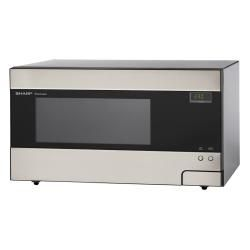 Sharp R426LS Family size 1.4 cubic foot Countertop Microwave Oven