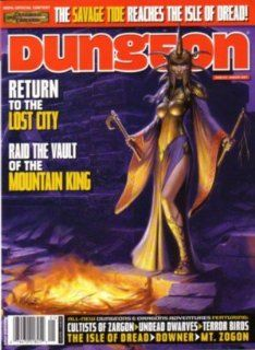 Dungeon Magazine #142 Return to the Lost City: James (Editor) Jacobs