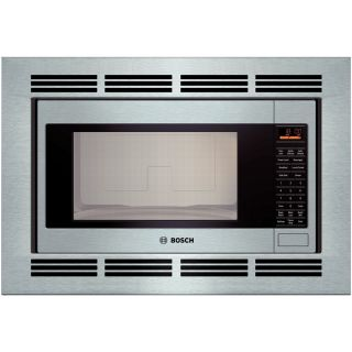 Bosch 2.1 Cubic Feet 1,200 Cooking Watts Built In Microwave Today $