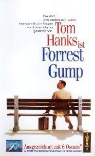 Forrest Gump [VHS] Tom Hanks, Robin Wright Penn, Gary Sinise, Mykelti
