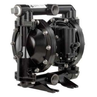 Ingersoll Rand/Aro PD10A AAP AAA Diaphragm Pump, 1 NPT, 52.2 GPM