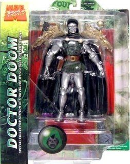Marvel Select Action Figure Dr. Doom: Toys & Games