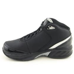 And1 Boys Black Game On Basketball Shoes