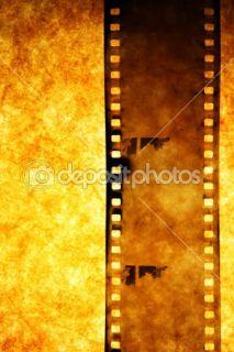 Old film strip  Stock Photo © Roman Sigaev #1427778