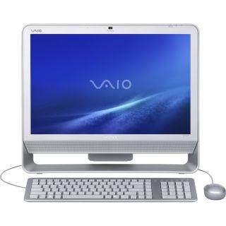 Sony VAIO VGCJS430F/S 2.7GHz Silver Desktop Computer