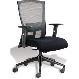 Ergonomic Height adjustable Mesh Office Chair with Wheels Today $