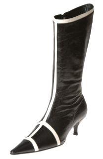 Patrizia Pancaldi Womens Two tone High Heel Boot